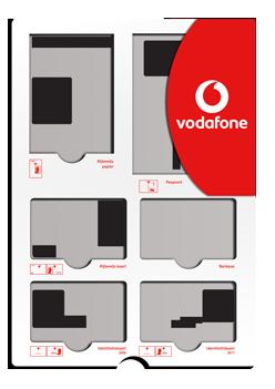 ID mal voor Vodafone